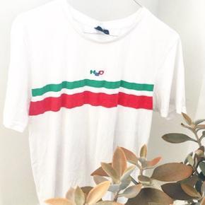 Vintage H2O t-shirts str. S. 🌿