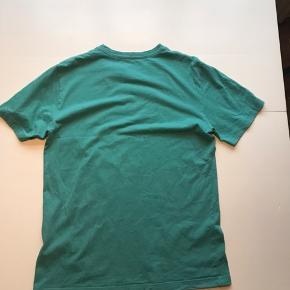 Vintage Nike AIR t-shirt  Tyrkis  Str L
