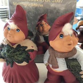 Trip Trap julenissepar 2007 - aldrig åbnet