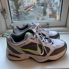 Nike Air Monarch. Used but good condition. Size 42-43