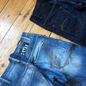 G-Star Raw jeans størrelse 29/32 model loose tapered. Bud er velkomne. Kan afhentes på Østerbro eller sendes på købers regning 😊