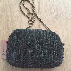 Helt ny glimmer taske købt i Magasin