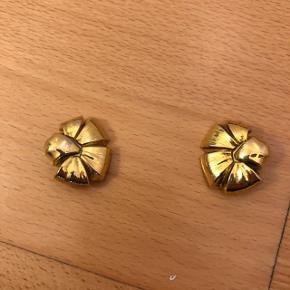 Fine clips øreringe