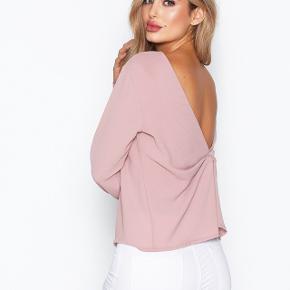 Fin rosa bluse
