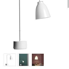 Fritz Hansen bordlampe