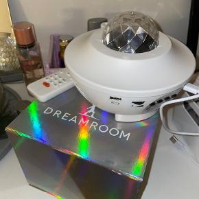 Dreamroom anden belysning