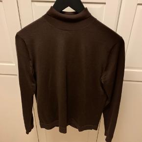 Zara turtleneck strik / bluse / trøje str. medium  #striktrøje