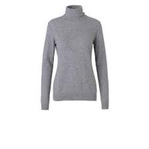 Second female Maud turtleneck i grå. 100% cashmere. Aldrig brugt og aldrig vasket! Fejlkøb 😅
