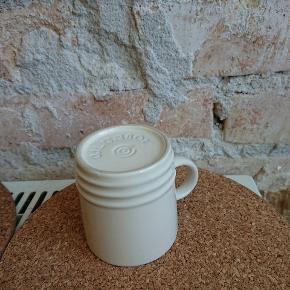 Espresso kop fra Le Creuset. Helt ny og fin.