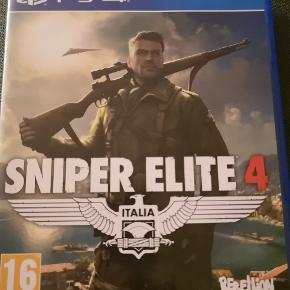 Sniper elite 4, ps4