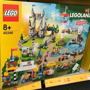 Lego exclusives 40346 ,  fejl Køb , uåbnet , helt nyt sæt , ny pris 800kr