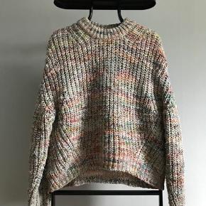 Sjælden Acne Knit.  Sælges til 1500kr. Ingen bud, bytte eller dets lignende, tak. Kan afhentes eller sendes ved nærmere aftale.