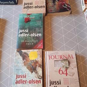 Nye jussi adler bøger alle for 200kr