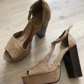 Fede høje hæle fra H&M