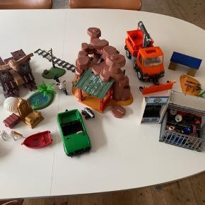 Playmobil blandet