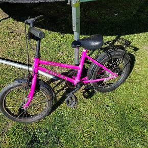 Forza cykle 16 tommer.  Gmb tænger til at blive gjort ren.  Fast pris