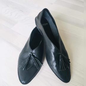 Ballerina sko sælges  Mærket vagabond  Str 37 Aldrig brugt   Mp 350kr