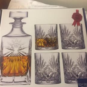 Whiskysæt fra LYNGBY Glas Krystal 🥃 Sender ikke denne