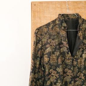 Vintage kinesisk jakke