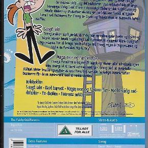 2785 - De fantastiske Fe-hoveder: Brogede beretninger om Timmy Turner (DVD) Dansk Tale - I FOLIE