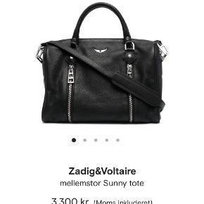 Zadig & Voltaire anden taske