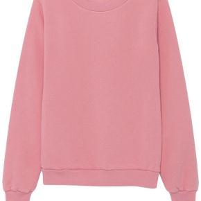 Dejlig comfy sweater i flot lyserød 💗🌸