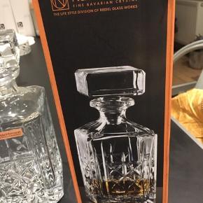 Krystal ehiskykaraffel ny