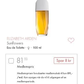 Elizabeth Arden parfume