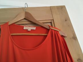 Michael Kors kjole, orange, str. S.