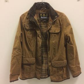 Barbour jakke str 10