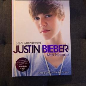 """Justin Bieber """"min historie"""". BYD meget gerne!"""