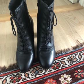 Hallhuber støvler