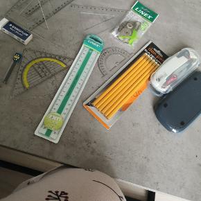 Sælger disse ting, da jeg ikke bruger det længere og nogle af tingene er ikke åbnet.  Hentes hurtigst muligt :)