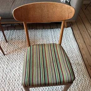 Vintage Danish teak chair