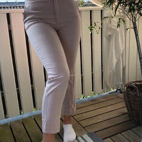 Bløde bukser med stræk i