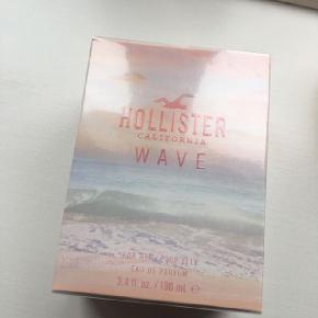Hollister Wave EDP 100 ml.250 inklusiv forsendelse.