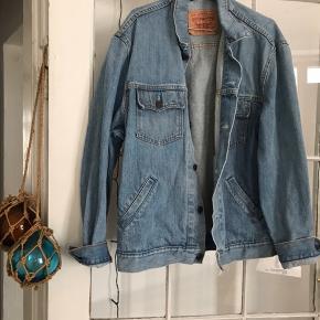 Pæn jakke med vintage look Flot stand uden huller eller pletter ☺️