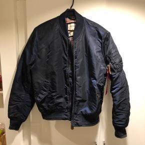 Alpha Industris X Ben Sherman jakke købt i New York City