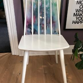 4 stk Farstrup pindestole i original hvid farve.  500kr pr stk.