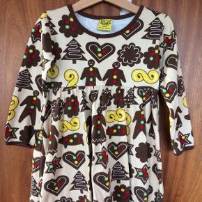 Bomulds kjole fra Duns of sweden med sødt kageprint, god stand udenbrugsspor