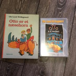 Bog & dvd : otto er et næsehorn
