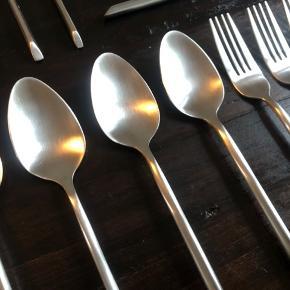Broste Copenhagen cutlery    Bestiksæt 16 dele  Ny pris 700kr i Magasin eller Illum Bolighus