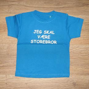 576f1154 Varetype: T-shirt: JEG SKAL VÆRE STOREBROR