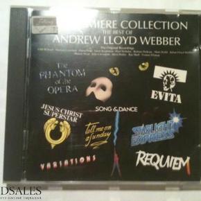 Brand: The Premiere Collection - Andrew Lloyd Weber Really Useful Records Varetype: CD Størrelse: - Farve: -  Sender gerne på købers regning :)