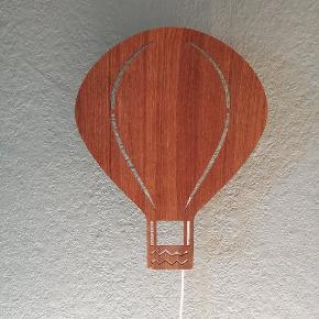 Ferm living luftballon i røget eg