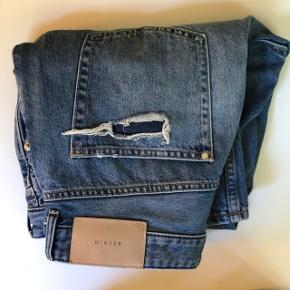 Ubrugte jeans fra hm i str. 30