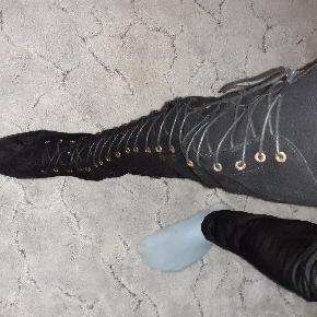 Ubrugt støvler str 38.5 fejler intet sender med dao