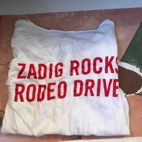 Lækker t-shirt fra zadig og volataire! Købt i Frankrig :)