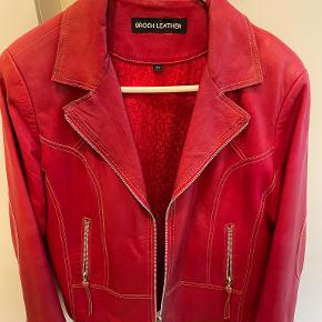 Broch Leather pels- & skindjakke