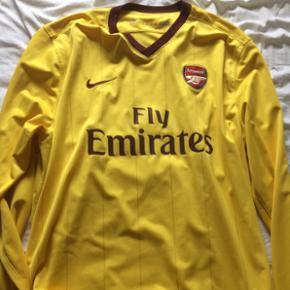 Arsenal trøje. Langærmet Str XXL